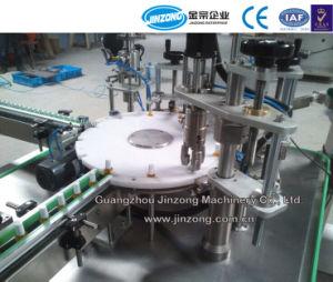 Guangzhou Jinzong Machinery Nail Enamel Production Line pictures & photos