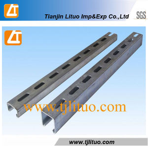 Zinc Plated Steel Profile Reil Mini C Channel Steel Purlin pictures & photos