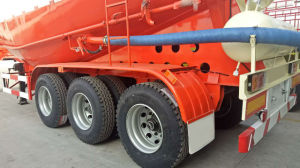 High Quality Side Dump Semi Trailer From Manufacturer pictures & photos