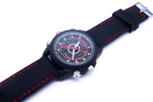 Waterproof Spy Watch Camera Video Surveillance Camcorder 4GB 8GB 16GB (QT-L003) pictures & photos