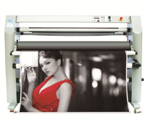 MEFU MF2300-D2 High Efficiency Large Format Laminating Machine for Printing Laminator pictures & photos