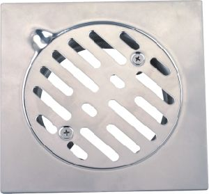 Stainless Steel Floor Drain 2PCS (YD-S007)