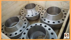 Forged Precision A105n Stainless Steel Welding Neck Flange pictures & photos