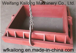 Casting Mould Box for Foundry Machine