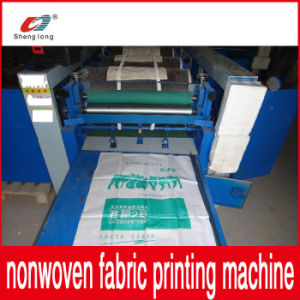 PP Plastic Non Woven Fabric Bag Printing Machine New Arrivals pictures & photos