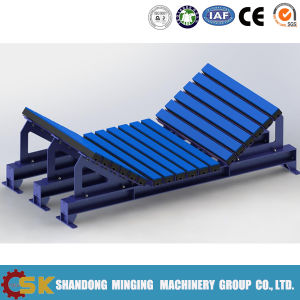 Impact Bed with Impact Bar for Belt Conveyor