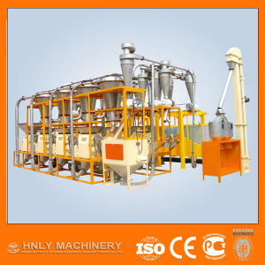 10 Ton Per Day Wheat Flour Milling Machine with Price pictures & photos