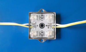 LED SMD 5050 Waterproof 4 LED/PC LED Modules pictures & photos