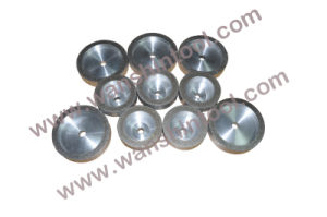 Electroplated CBN Diamond Wheels with Aluminium Base pictures & photos