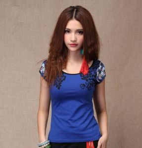 OEM Women′s New Stylish Shirt