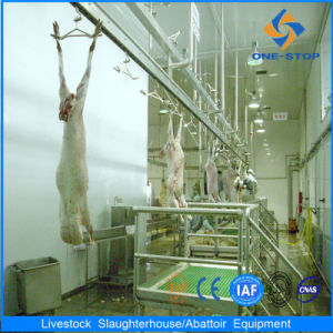 Goat Slaughterhouse Processing Line Equipment pictures & photos