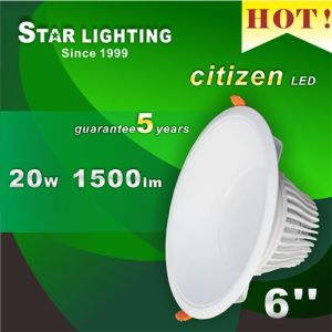 High Quality COB LED Downlight Ce 20W LED Down Light pictures & photos