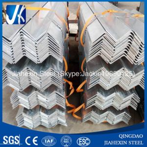 Prime Cutting Galvanized Steel Angle pictures & photos