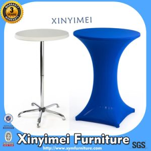 Commercial Furniture Bar Table and Bar Table Cloth (XYM-T86) pictures & photos