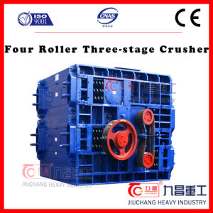 Mining Broken Machine for China Four Roller Three Stage Crusher with ISO pictures & photos