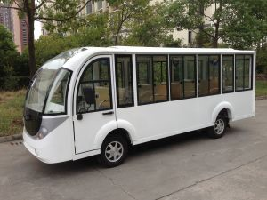 Electric Eleven Seats Passenger Carrier, 14 Seats People Mover pictures & photos