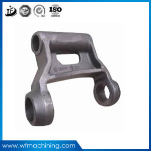 OEM Metal Steel/Wrought Iron/Aluminum Forging Parts with Machining Service pictures & photos
