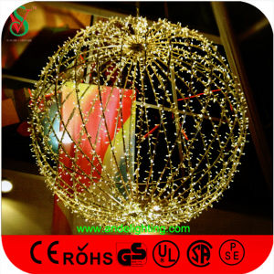 Fancy Ball Light Christmas Decoration pictures & photos
