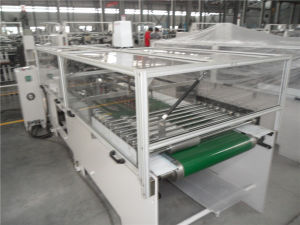 Paper Carry Bag Making Machine with Paper Handle pictures & photos