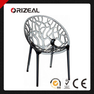 Replica Home Furniture Modern Designer Turkish Design PC Plastic Leisure Crystal Chair Oz-1189 pictures & photos