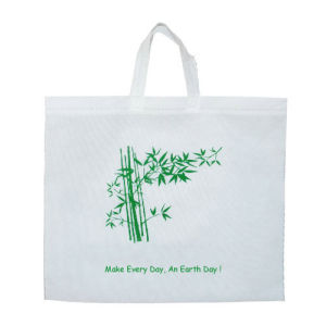 Non-Woven Tote Bag with Short Handle pictures & photos