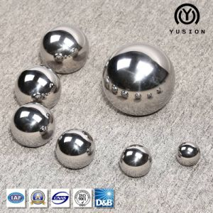Yusion 4.7625mm-150mm / G50-G1000 Low Carbon Steel Ball pictures & photos