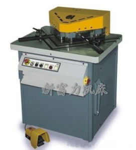 Hydraulic Notching Machine, Angle Cutting Machine