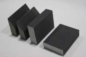 Abrasive Sponge Block (FPS223) (SGS certificate) pictures & photos