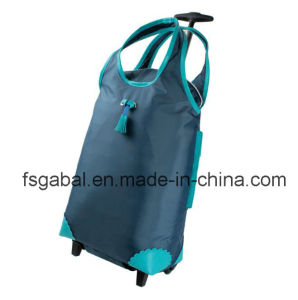 Fashion Durable Nylon Trolley Camp Lugagge Shopping Bag pictures & photos
