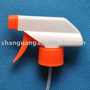 Hot! ! ! Ningbo Best Quality Non Spill PP Plastic Trigger Sprayer for Bottles28/410 pictures & photos