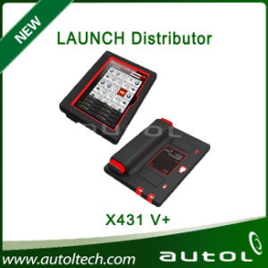 Original Launch X431 V Plus Global Version Launch X431 V+ with WiFi Bluetooth Full System Diagnostic Scanner pictures & photos