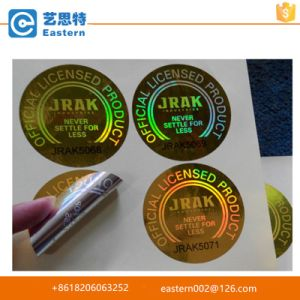Custom New Designed Anti-Fake 2D or 3D Anti-Counterfeit Hologram Sticker pictures & photos