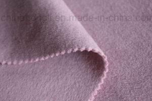 Double Side Brushed Tr Fabric Chinese Cashmere pictures & photos