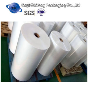 Professional Manufacturer of Plastic Packaging Transparent Color Plastic Film pictures & photos