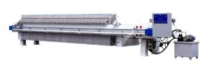 High Efficiency Automatic Membrane Filter Press pictures & photos
