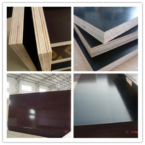 12mm Used Shuttering Plywood Formwork with Cheap Price pictures & photos
