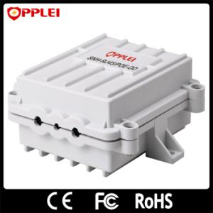 CAT6 Shielded Waterproof Gigabit Poe Surge Protection pictures & photos
