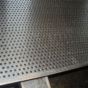 Aluminum Perforated Metal/Galvanized Perforated Metal pictures & photos