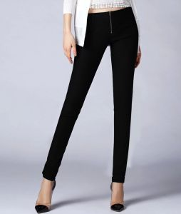 Women′s New Style Leisure Cotton Skinny Pants pictures & photos