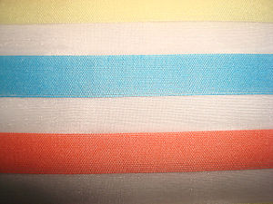 Polyester Thick Cross Cord Fabric pictures & photos
