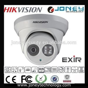 Network Dome 3 Megapixel IP Camera Hikvision 3MP IP Camera Ds-2CD2332-I pictures & photos