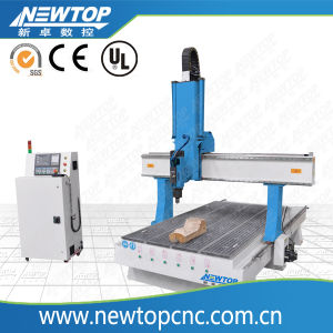 4 Axis Woodworking CNC Router Machine (1325) pictures & photos