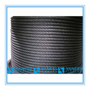 1770MPa Ungalvanized Steel Wire Rope pictures & photos