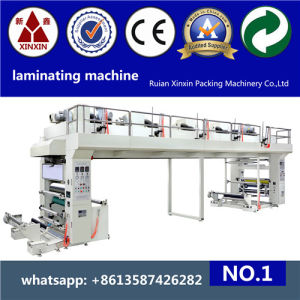 3 Motor High Speed Control Dry Method Laminating Machine pictures & photos