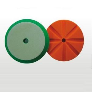 "8"" Polishing Sponge Pad with Felt pictures & photos"