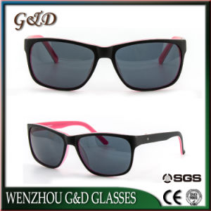 High Quality Acetate Fashion Sunglasses for Woman 588058 pictures & photos