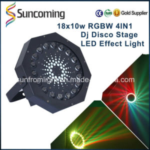 RGBW 4 in 1 Outdoor LED Moving Head Light pictures & photos