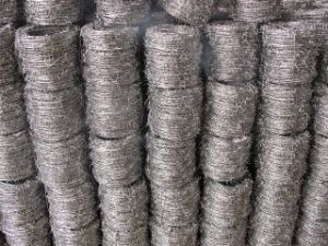 Electro Galvanized Iron Bared Wire in Good Quality pictures & photos