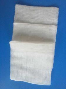 Medical Non-Sterile Cotton Gauze Swabs/Gauze Sponges pictures & photos