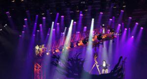 19X12W Quad LED Moving Head Light for Disco, DJ, KTV, Event Club, Stage Lighting pictures & photos